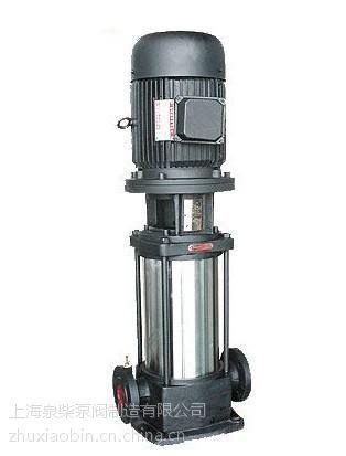 立式多级XBD-GDL系列消防泵 无负压供水设备