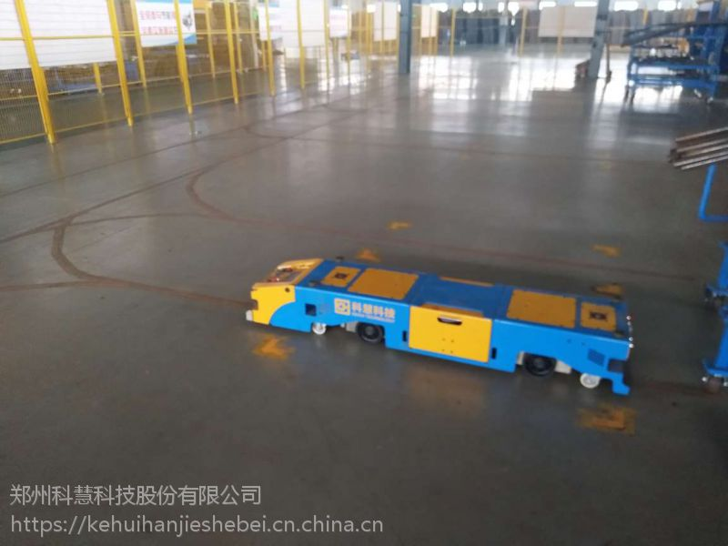 郑州科慧科技工业整体智能解决方案