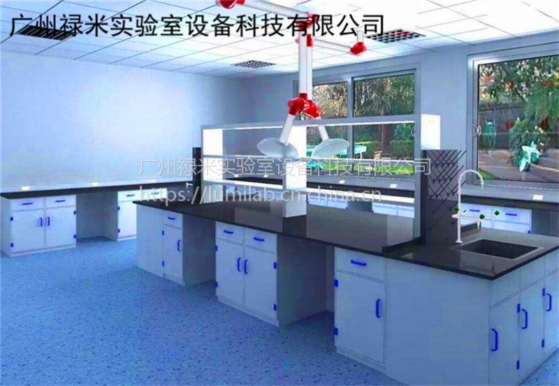 实验室设计,禄米致力打造不一样的环保实验室