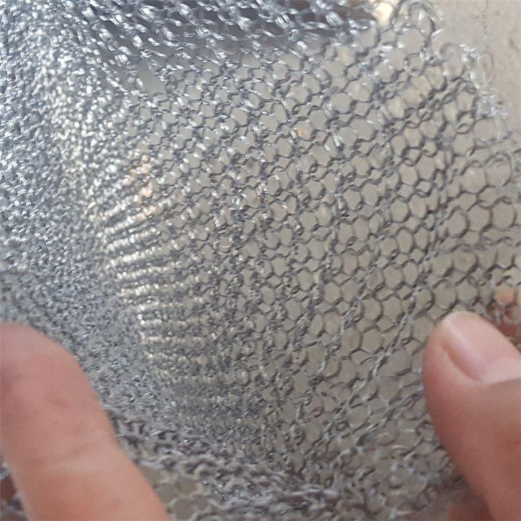 气液过滤网 丝网除沫器专用网 针织网 编织网 不锈钢过滤网厂家