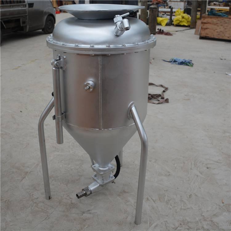 天德立BQF-100铁矿用25米风动装药器 粉状粒状装药器