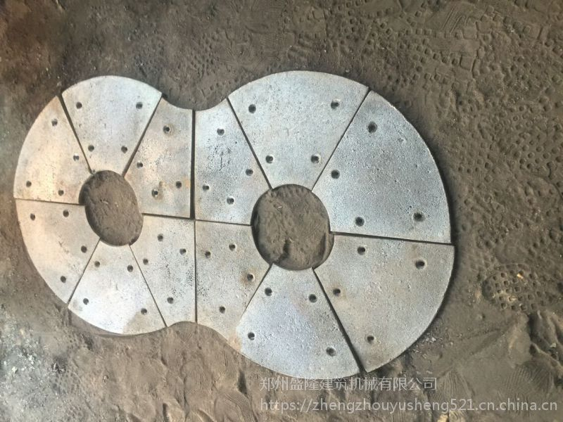 郑州华鑫搅拌机衬板叶片搅拌臂轴端密封全套配件js1000/js1500