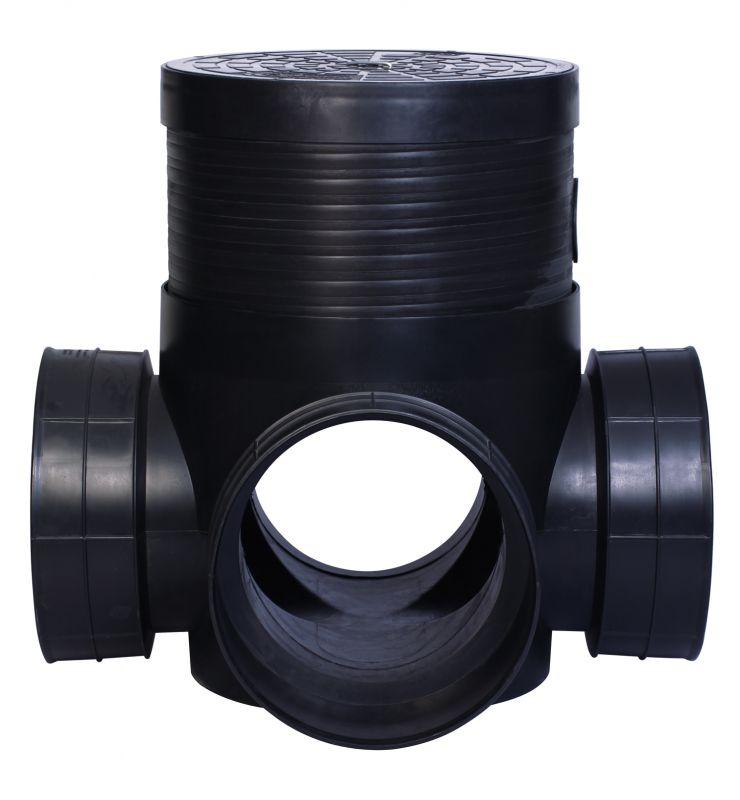 PE塑料检查井--房地产小区专用井