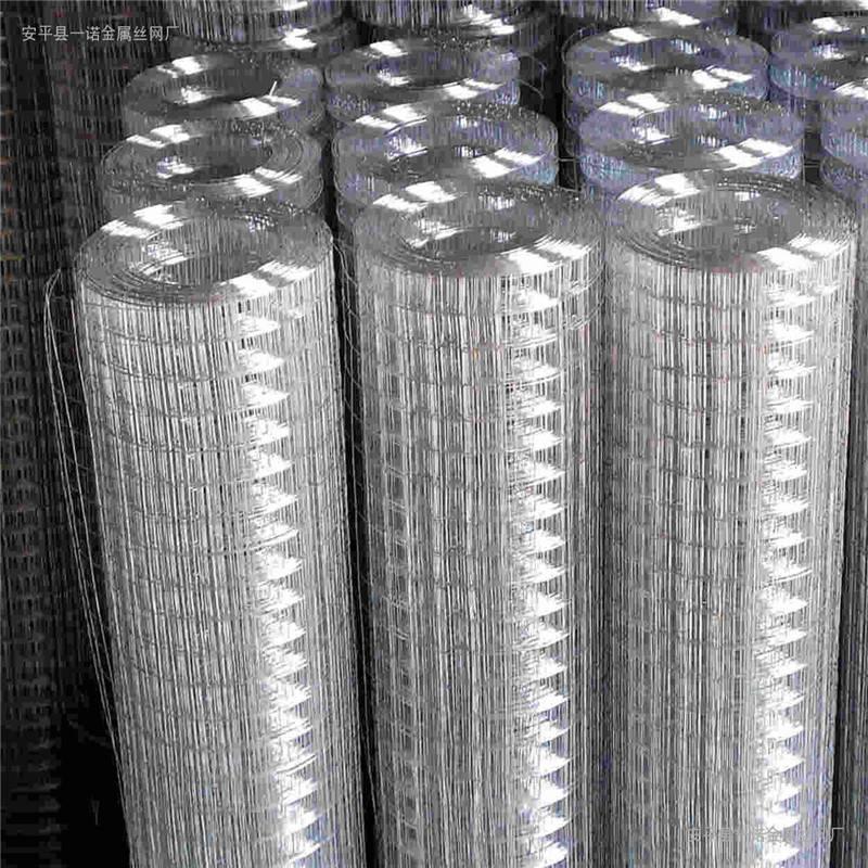 南充35-90丝墙体防裂铁丝网实体厂家——1/2标孔镀锌电焊网一诺新年报价
