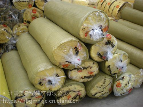 优质玻璃棉卷毡生产厂家钢结构玻璃棉卷毡