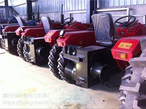 供应品牌上海纽荷兰双卷筒高速拖拉机绞磨
