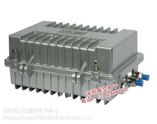 沃克VA-860B3 野外双向(桥接/三输出)干线放大器 60V供电
