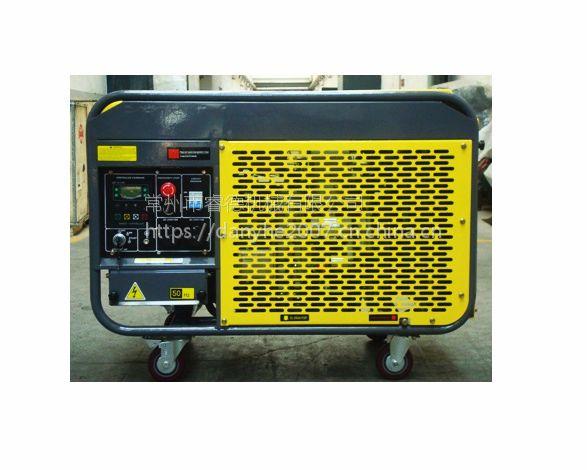 睿德EV80双缸水冷柴油发电机组 8.5KW水冷柴油发电机组 12HP开架单相