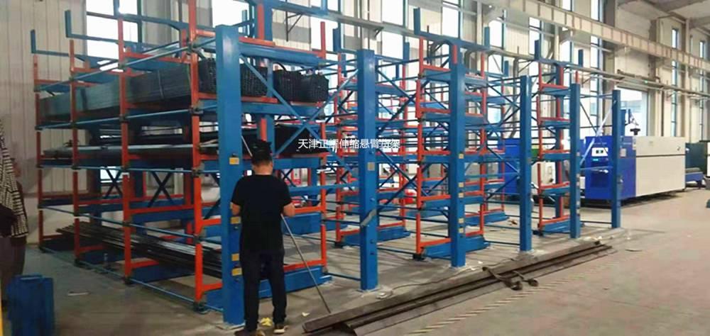 台州重型悬臂货架 传动货架厂家 ZY2018022601质量保证