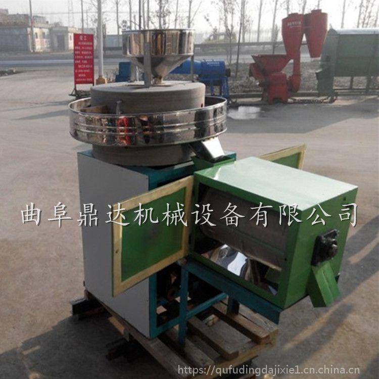 厂家专业打造电动面粉石磨 小麦 专用麸皮分离石磨