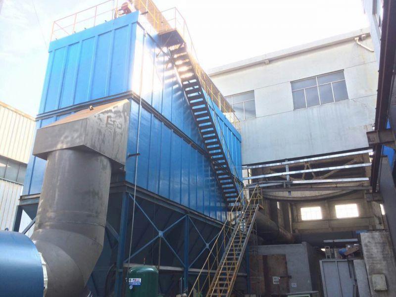处理石灰粉专用布袋式除尘器新工艺哪家专业达标 批发锅炉大小型除烟装置找腾飞环保
