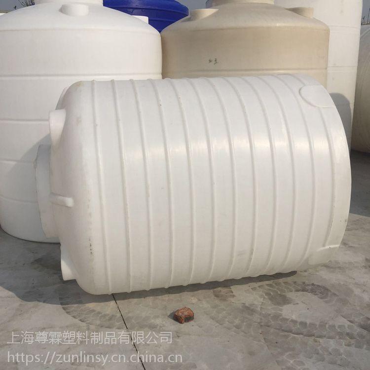 桐乡 3吨塑料水箱 PE水塔 塑料储罐