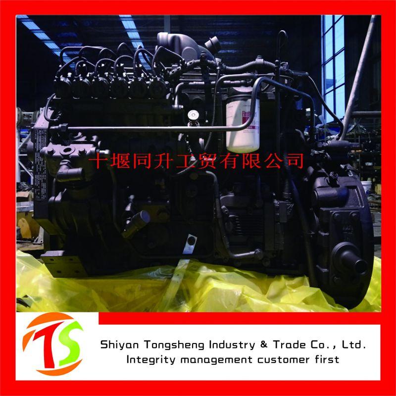 工程机械专用东风康明斯QSL8.9-C240挖掘机用发动机全国联保