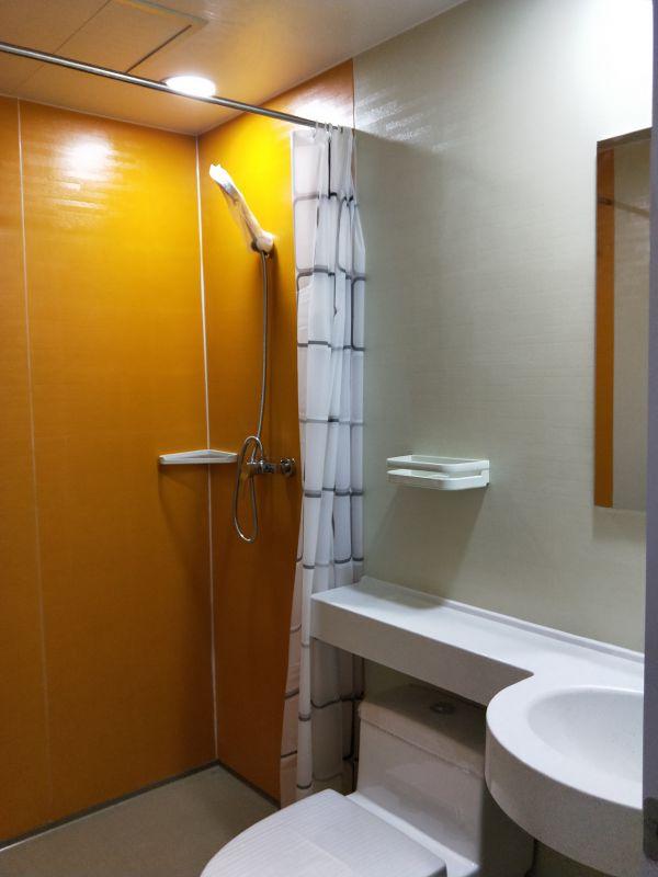 厂家供应酒店宾馆医院整体卫生间整体卫浴