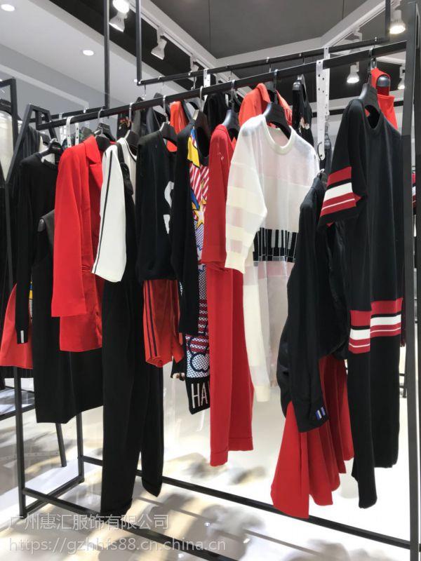 太平niao2018春装尾货批发 宁波简约时尚女装品牌折扣库存货源