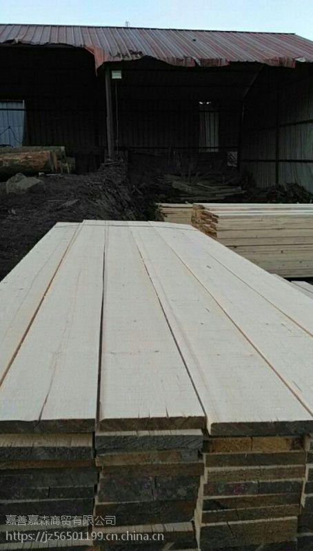 嘉森商贸供应北美白橡红橡烘干板材1.8线条材地板料可定制规格板