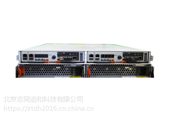 IBM V3700 双控制器大盘存储柜ISCSI+Mini SAS 标配无硬盘