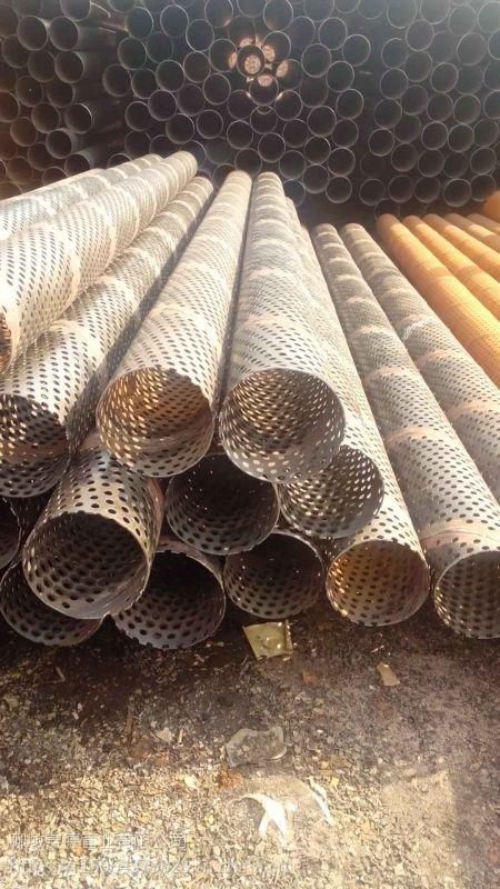 灌溉井用钢管219-273*3-6基坑降水滤水管、地铁降水桥式滤水管【规格型号齐全定制】
