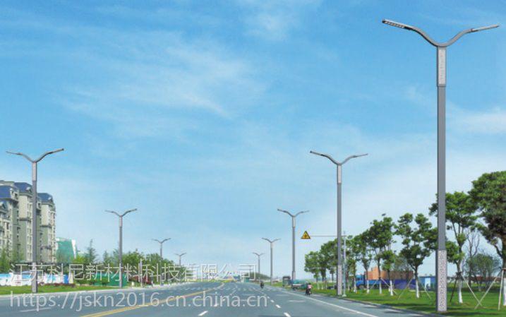 鄂州组合灯路灯/10米12米双臂路灯/玉兰景观灯