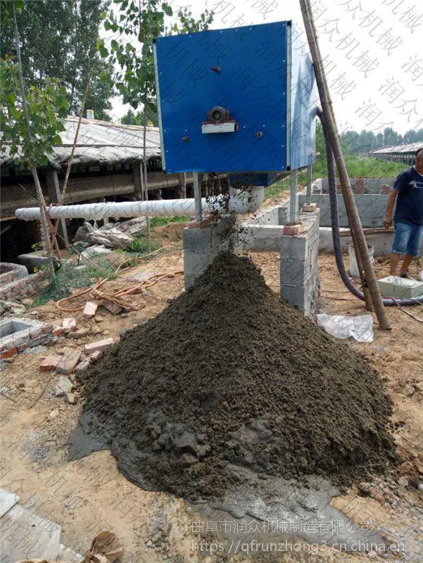 养驴专用固液分离机 润众 耐高温过滤固液分离机