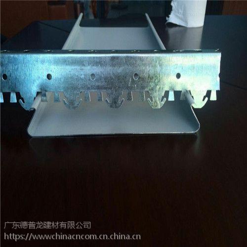 香港铝条扣天花吊顶 加油站防风条扣板