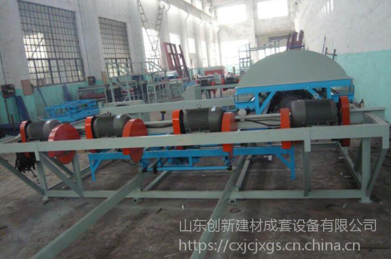 创新匀质板制造设备,匀质板加工机械生产线