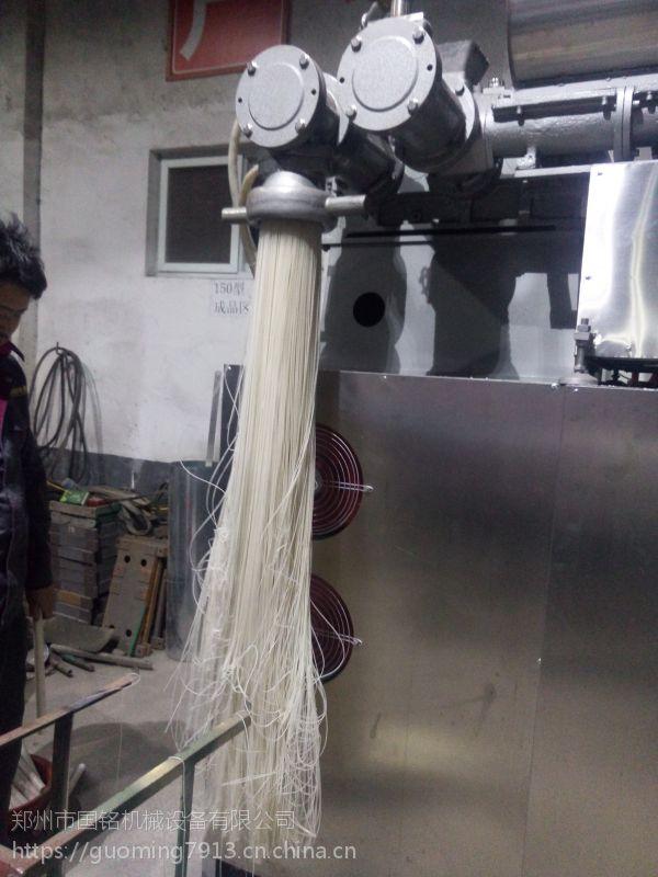 大型商用全自动米线机多功能米粉机免搓粉米粉米线机器