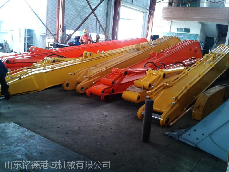 液压挖机大小臂 22米加长臂定做 各型号加长臂 徐工230挖机加长臂