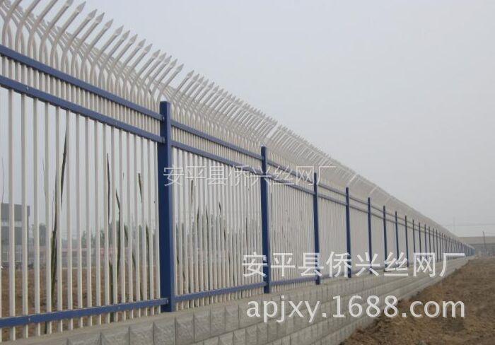 【厂价现直销货】护栏网 锌钢铁艺护栏网 小区围栏护栏网