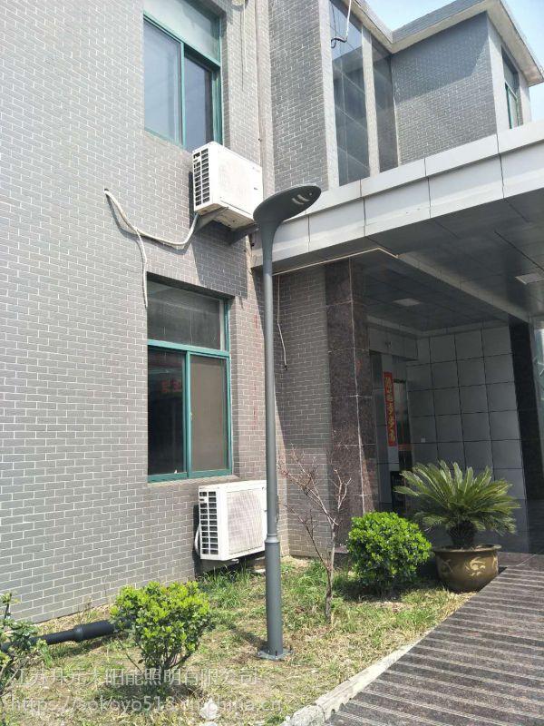 供应湖北省武汉市3米太阳能一体化景观庭院灯厂家直销