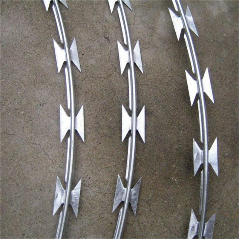 刀片刺网 铁丝刺网 刺绳的价格