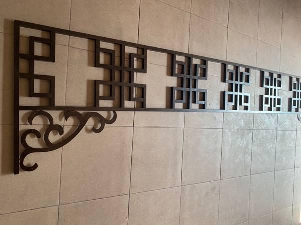 广州木纹铝窗花生产厂家