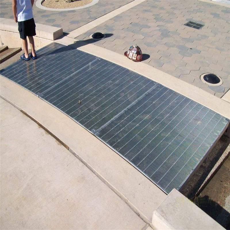 设备用网格板 楼梯网格板报价 排水沟盖板尺寸