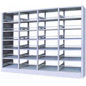 广州富力和广州恒大 新闻:宁德双柱双面4层钢制书架市场
