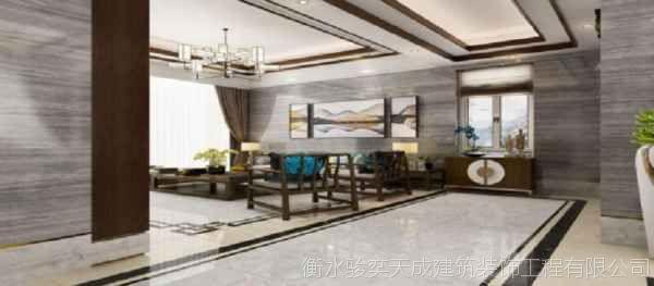 新中式室内装修风格