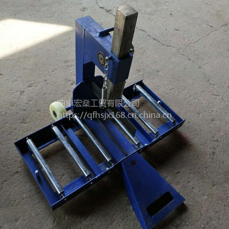 电动平台切砖机气块切砖机轻质砖加气块