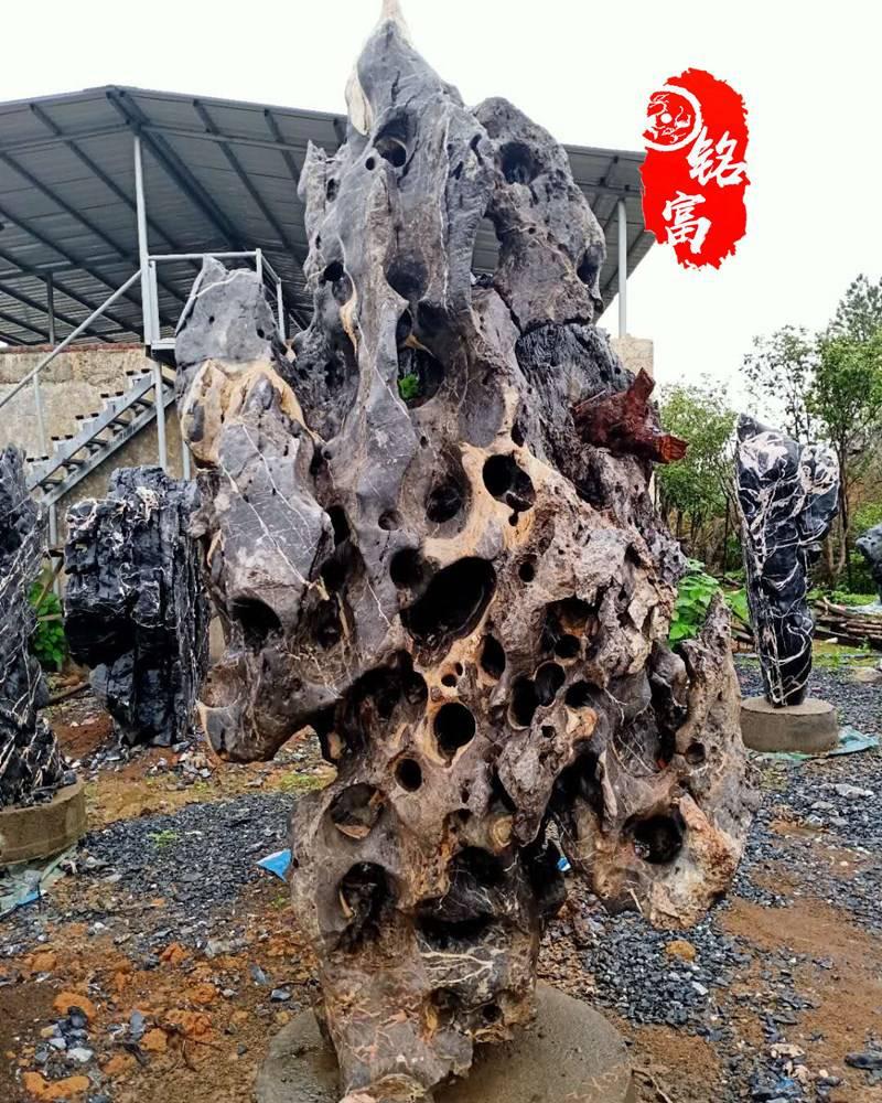 太湖石奇石 园林景观石 太湖石假山 奇石批发价格 做假山的石头
