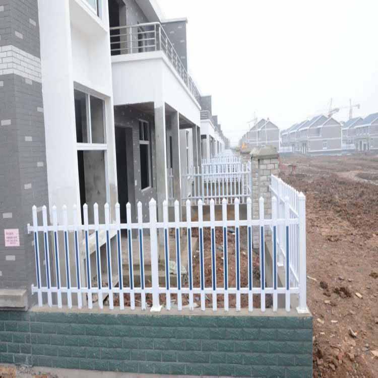 安徽省合肥市肥东县围墙护栏大门,用什么材料做pvc围墙护栏多少钱一米