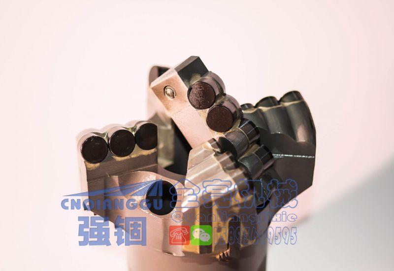 强锢高强度113可开闭式复合片钻头 金刚石PDC钻头