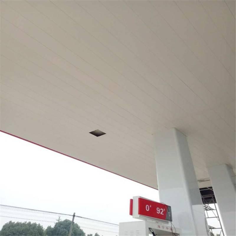 广东德普龙单向龙骨勾搭式结构汽车店镀锌天花热转印技术价格合理欢迎选购