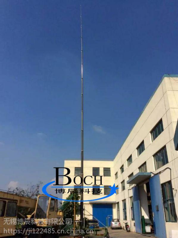 博辰QD-BC-6 电动升降杆 移动照明灯塔 方舱式通讯升降设备