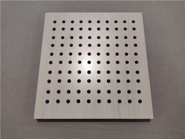 西安订做穿孔吸音板,阻燃穿孔吸音板厂家价格