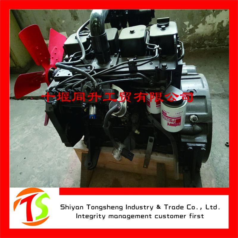 柳工CLG9075E挖掘机用6缸205马力康明斯柴油发动机电喷改直喷
