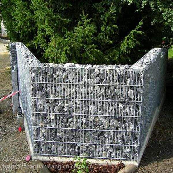 赵发包塑宾格网.生态防护宾格网.绿格石笼网