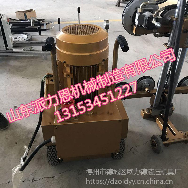 宁夏石嘴山派力恩混凝土绳锯切割机 液压绳锯机产品示意图-产品供应