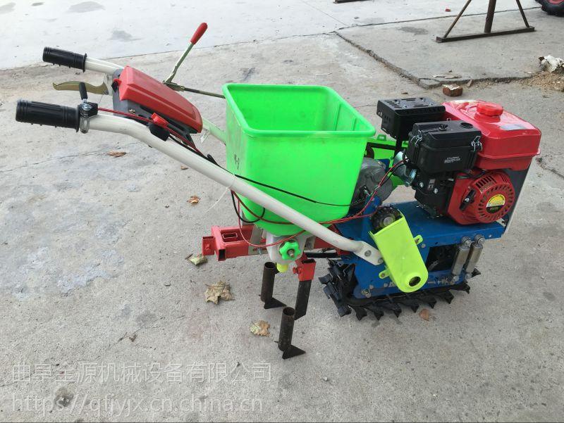 手扶拖拉机玉米精播机小麦播种机