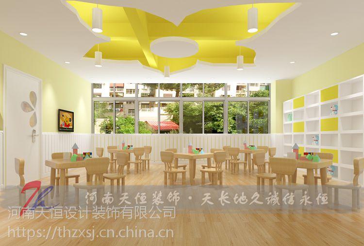 洛阳伊川幼儿园装修公司—伊川幼儿园设计有哪些必要设置
