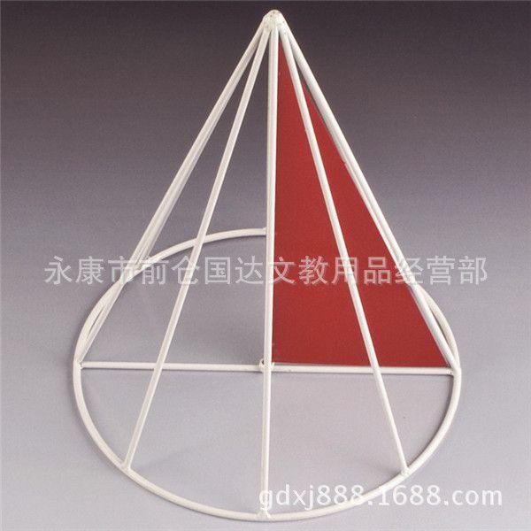 兄弟初中式长方体初中立体几何框架教具(单件铁质数学作文图片