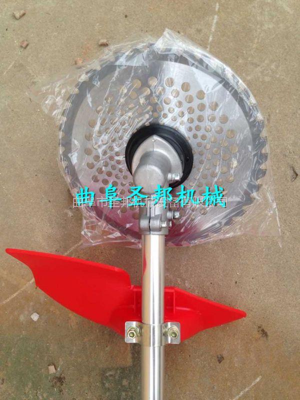 大米背负式小型收割机