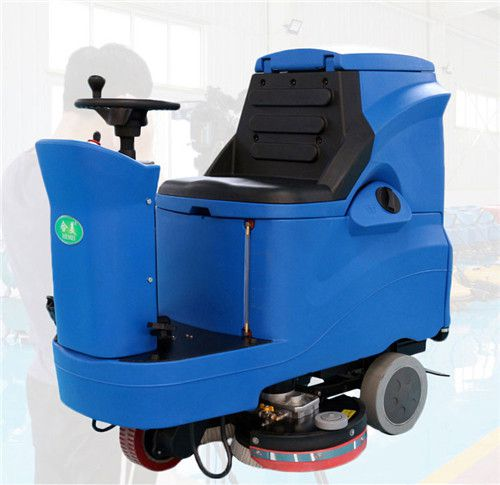 青岛自动化洗地机